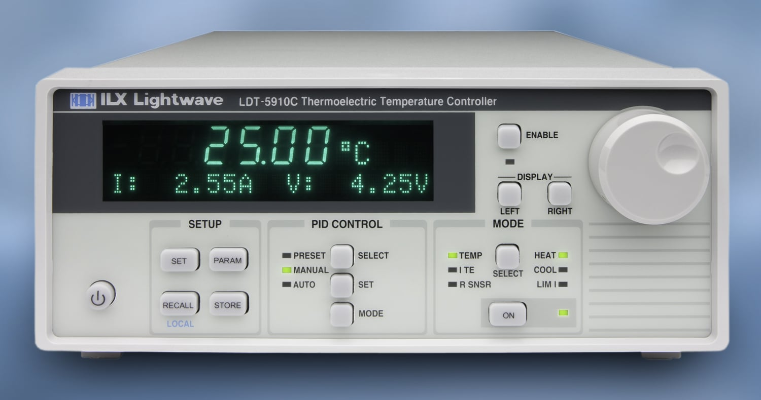 60 Watt Thermoelectric Temperature Controller Electronics Cooling #436188