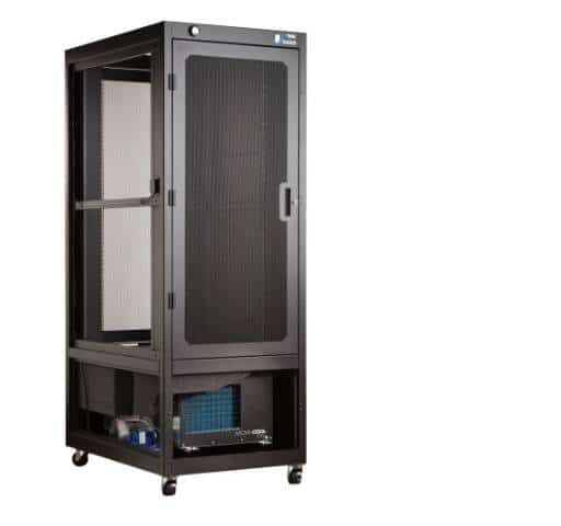 Superb MovinCool Introduced Its New Uptime Racks ECC13 Air Conditioned Computer  Cabinet. Pictures